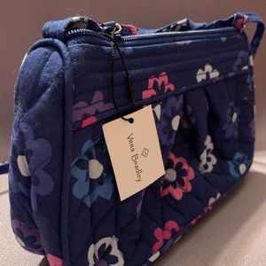 New Vera Bradley Frannie Crossbody